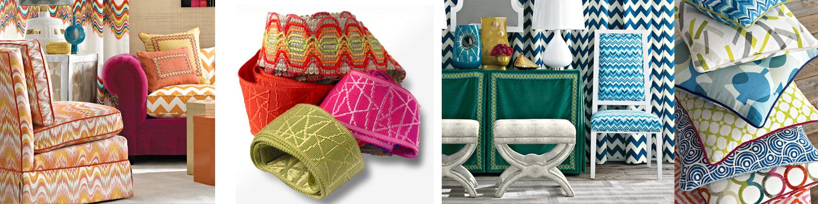 Fabric & Trims