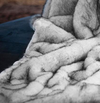 Fur Throws